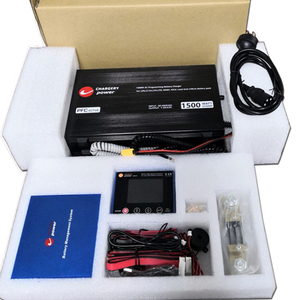 Image 4 - 2S   24S Lithium LiPo Lifepo4 LTO BMS Smart Balancer Display + 1500W Charger Li ion Battery Solution Chargery BMS24T C10325 300A