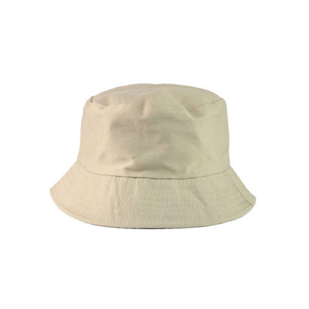 Thời trang Xô Hat Ngư Dân Cap Đàn Ông Phụ Nữ Mùa Hè Ngoài Trời Visor Hat Mặt Trời Panama Bob Unisex Hat Unisex Hip Hop Bãi Biển sun Fishing