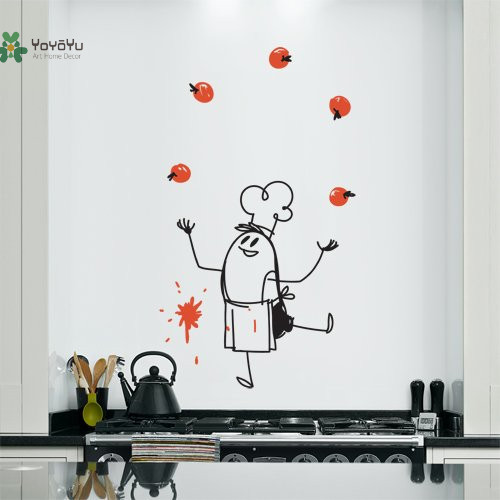 Online Get Cheap Dining Room Murals Aliexpresscom Alibaba Group - Custom vinyl wall decals for dining room