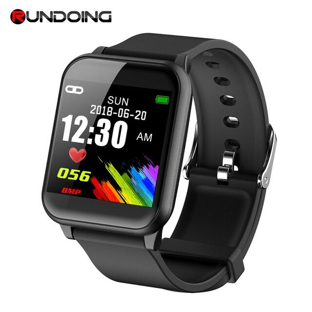 Reloj inteligente para correr Z02, recordatorio de llamadas, monitor de ritmo cardíaco, rastreador de actividad, reloj inteligente deportivo para IOS y Android