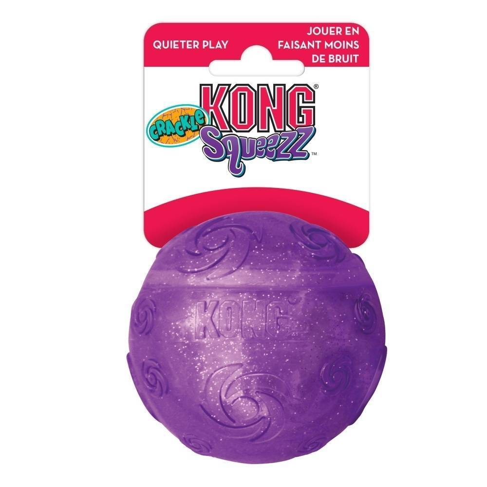 Dog toys KONG toy for dogs Squezz Crackle crisp ball large 7 cm, colors in stock kg057qv1ca g050 e 00 lcd panel 5 7 inch new in stock