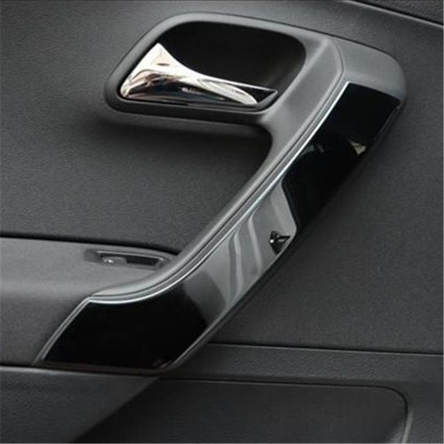 Air conditioner interior decorative protecter covers car styling modification 11 12 13 14 15 16 17 FOR Volkswagen Polo