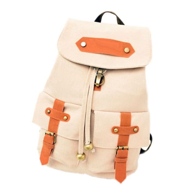 Urban roomy backpack Candy Girl with 2 pockets outside girl urban dictionary