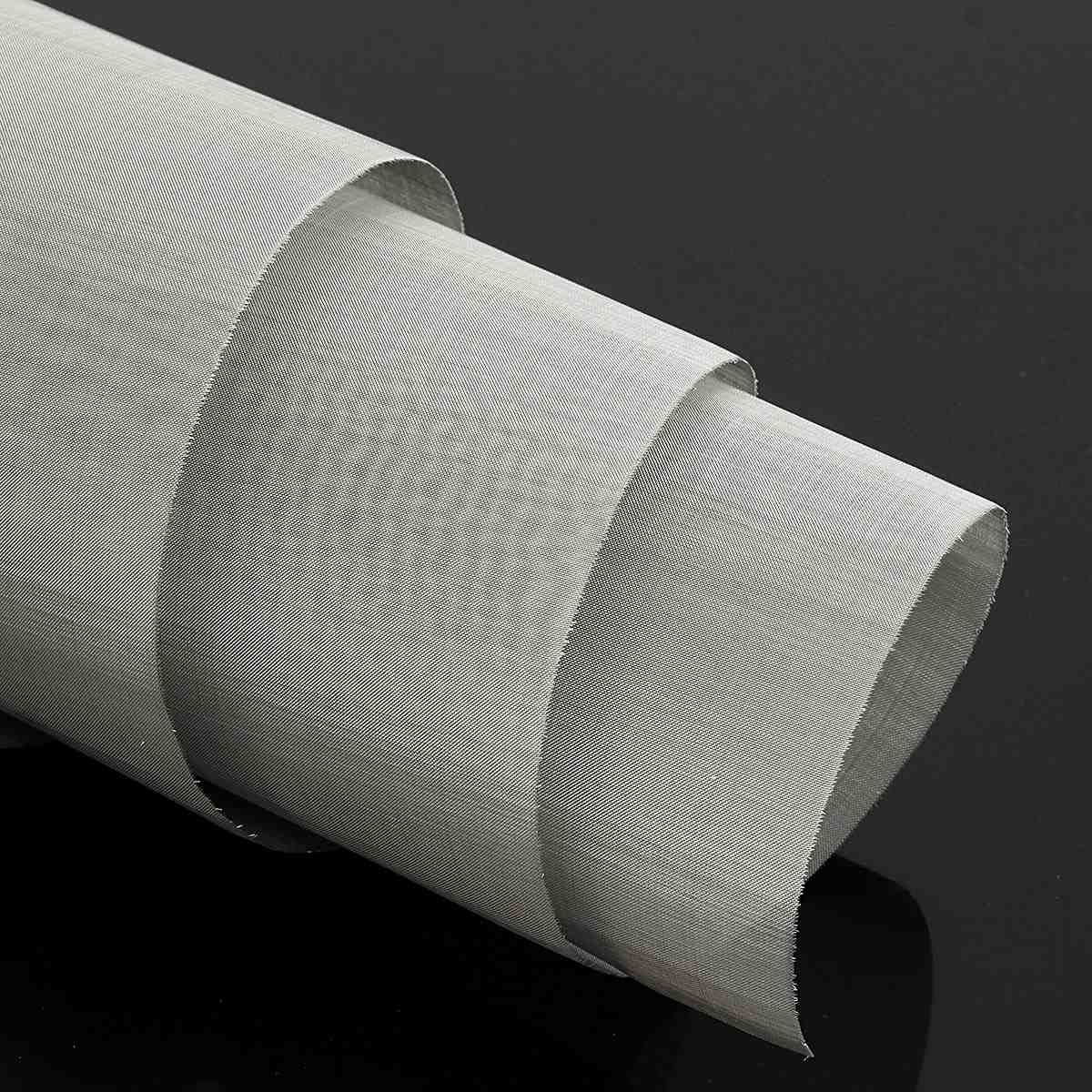 100 Mesh 30x90cm Woven Wire Sheet Cloth Stainless Steel Woven Wire ...