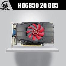 HD6850 2 Гб GDDR5 256Bit ГрафикаКартаGeForce iGame HD6850 видеоКарта Geforce Hdmi Dvi