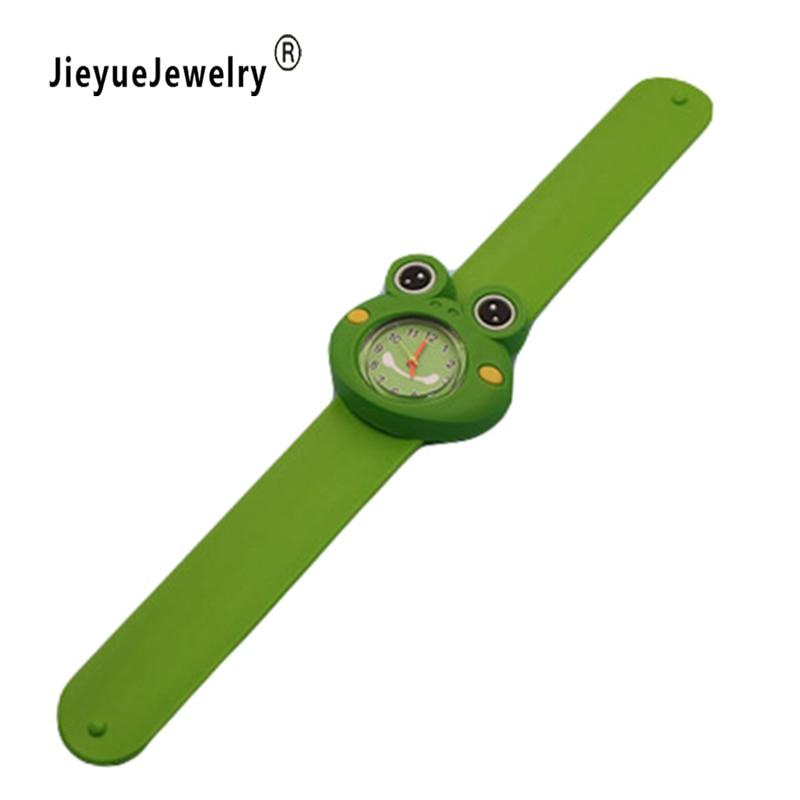 Waterproof 3D Cartoon Animal Design Analog Wrist Watch Children Clock / Kid Quartz Wrist Watches lace flower girl dress europe and the united states style silk belt princess kids dresses girls party dress for 2 8t