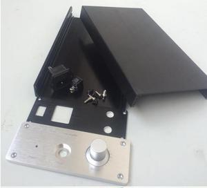 Image 3 - BZ1506I Alle Aluminium Hoofdtelefoon Versterker Chassis Power Amp Case DIY Hoofdtelefoon Behuizing HI FI Doos