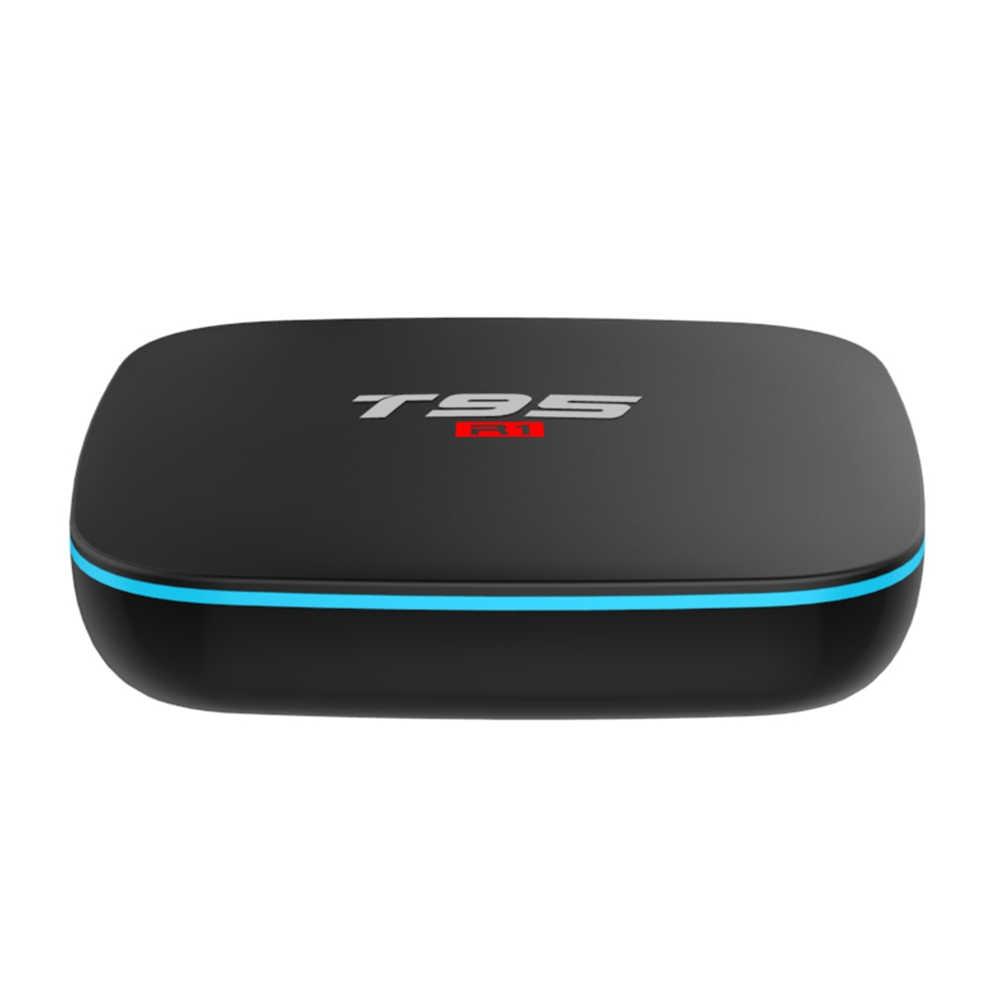 T95 R1 Android TV Box avec arabe français Portugal turc allemand italie espagne Latino belgique suède UK US CA IPTV abonnement