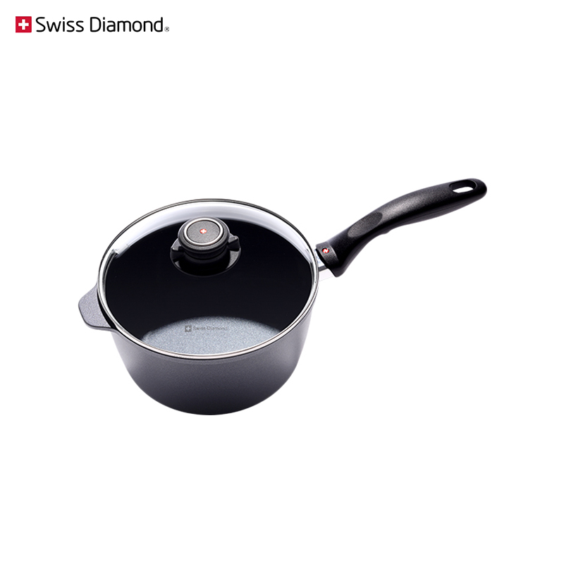 Ladle Swiss Diamond SD 6718c cookware for kitchen tableware dinnerware creative kitchen pp elegant swan style ladle