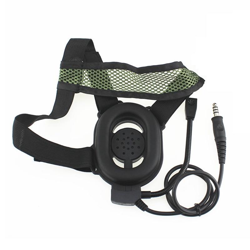 Tactical Bowman Elite II Radio шлемофон навушніка з - Пераносныя рацыі - Фота 3