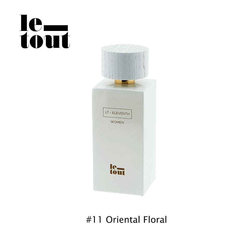 LE-TOUT Fragancia Eleventh Pour Femme Romance Oriental Floral 100mL #11 Women Perfume Le Tout Cosmetics