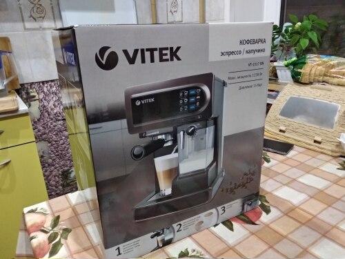 Кофеварка VITEK VT-1517BN отзыв