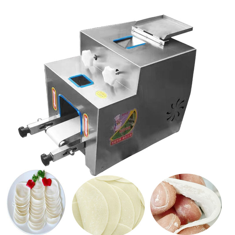 BEIJAMEI 6000 piece/h Chinese jiaozi/dumpling wrapper making Commercial electric dumpling skin maker machine for sale цены