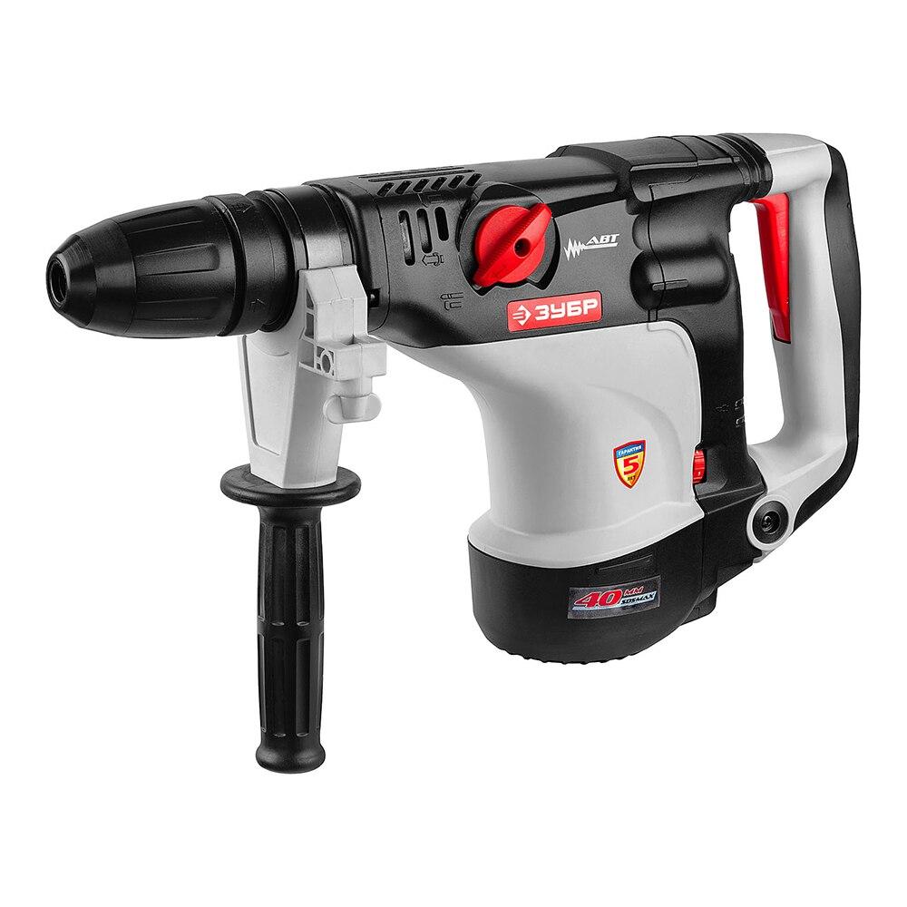купить Rotary hammer ZUBR ZPM-40-1100 EK дешево
