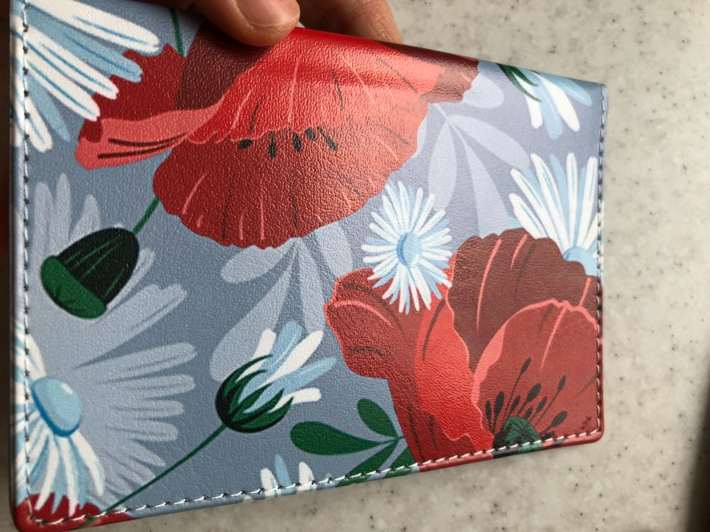 2019 chinese traditional passport holder for women fashion high quality credit cards case PU leather traveling passport cover photo review
