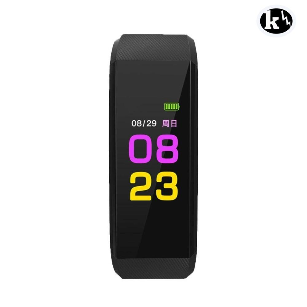 Activity Bracelet Band 3 Chain Bracelet Smart Heart Rate Monitor Sleep Monitor Heart Rate Blood Pressure Color