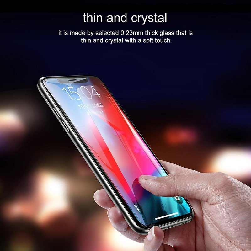 High quality Tempered Glass For iPhone X XR XS Max 4 4s 5 5s 6 6s 7 8 Plus 10 SE Screen Protector Film With Retail Package