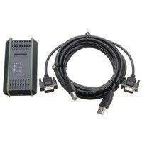 1Pcs Adapter USB 6ES7972 0CB20 0XA0 Support S7 200 300 400 PLC Communications 9 Pin Male