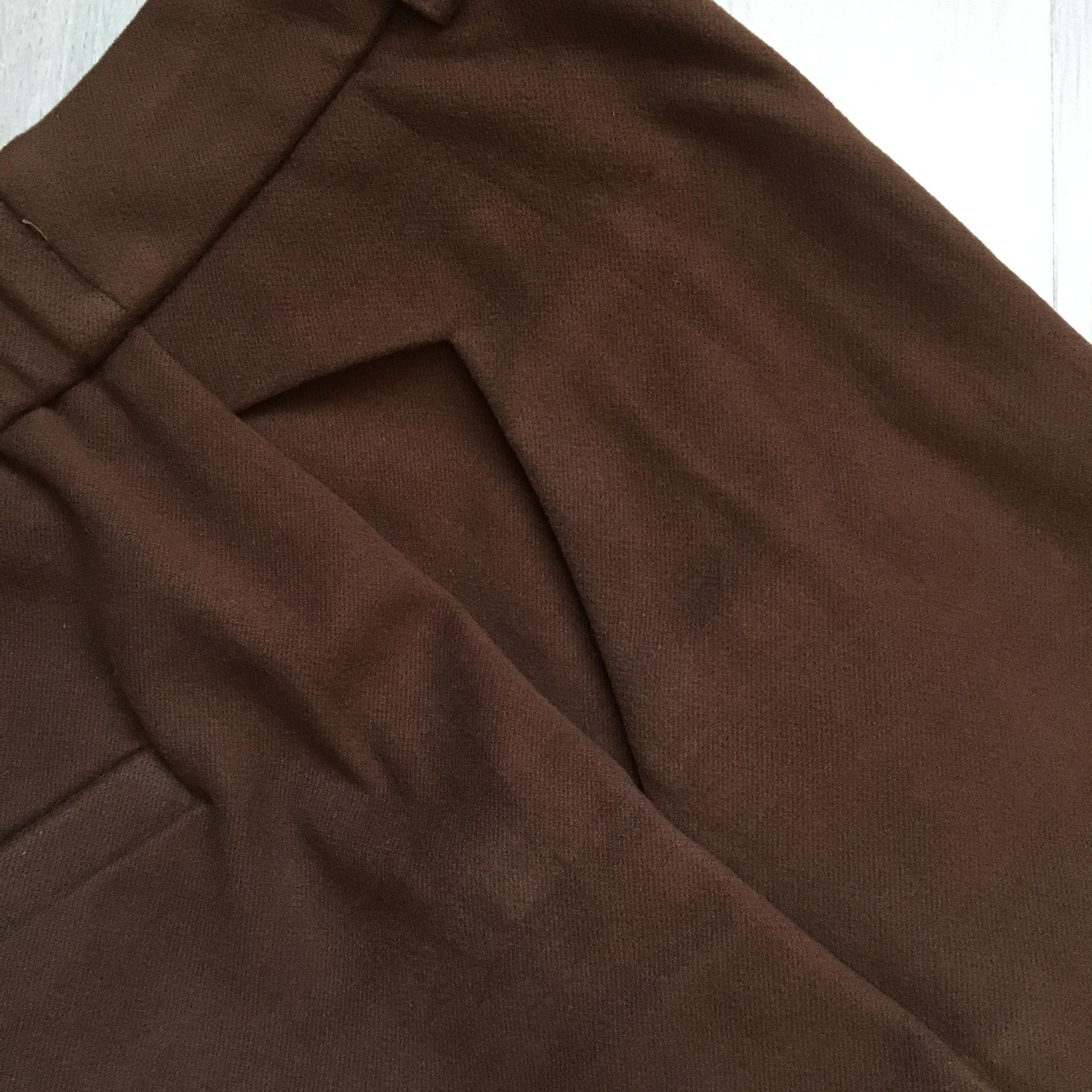 Женские вельветовые брюки