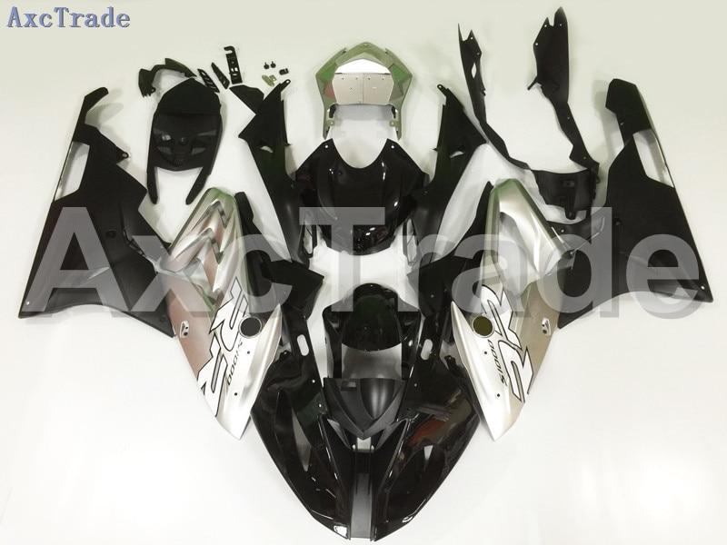 Комплекты мотоцикл Обтекатели для BMW S1000RR С1000 2015 2016 15 16 АБС-пластик инъекции обтекатель кузова комплект черный Пг139