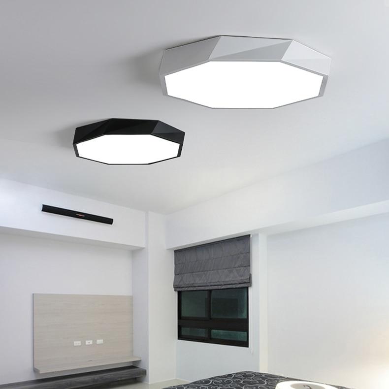 Post Modern LED Teto Luminárias de Teto