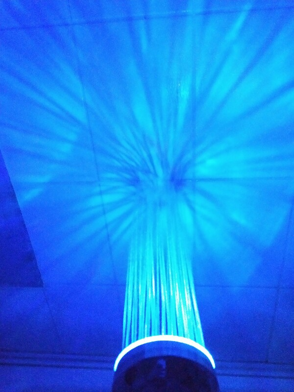 Colorful LED 7-Color Changing Shower Head Bathroom photo review