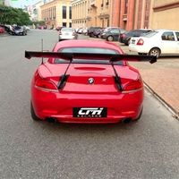 Z4 E89 купе Высокое качество углеродного волокна автомобиль Стайлинг заднее крыло спойлер для BMW E89 Z4 18i 20i 23i 28i 30i 35i 09 14