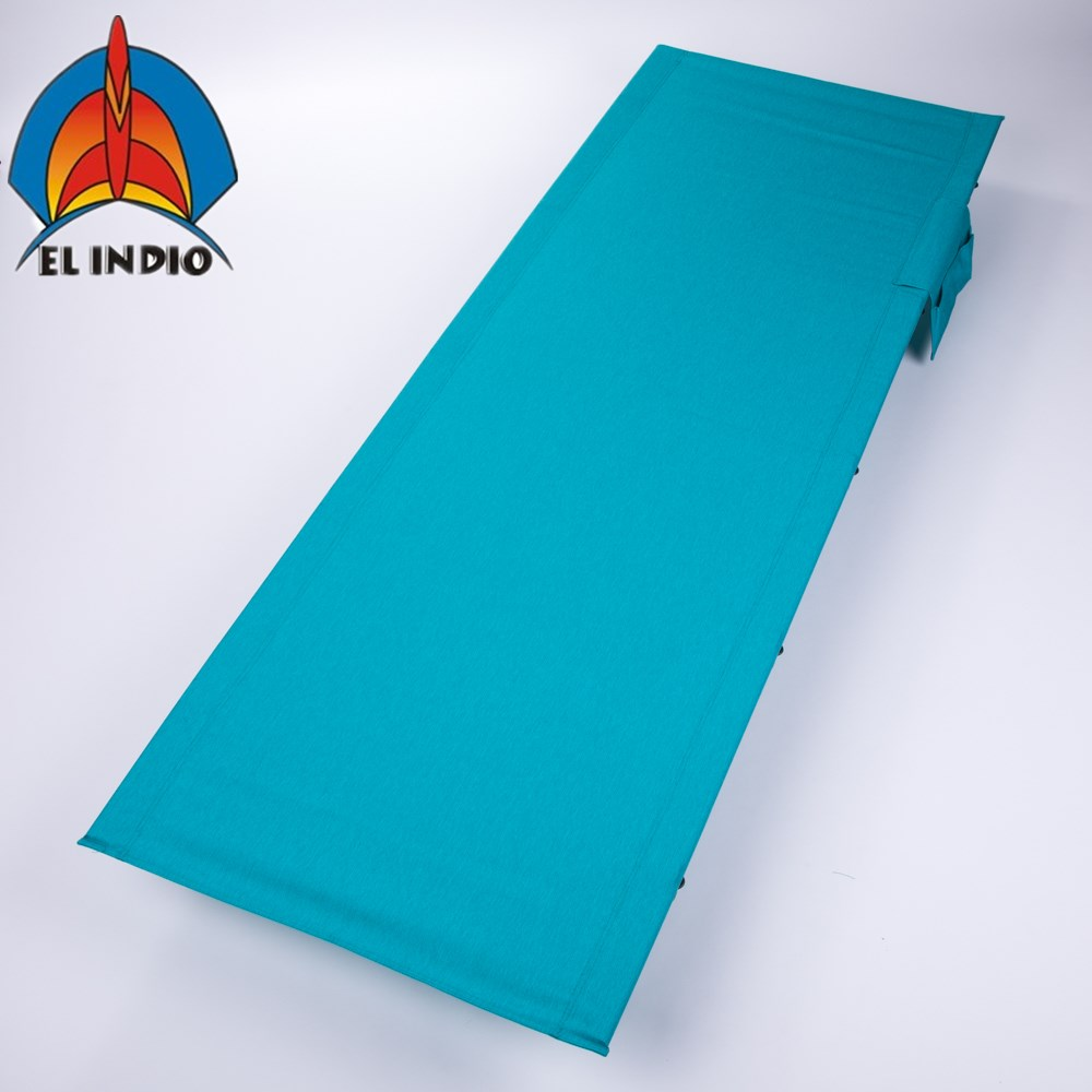 Foldable Ultralight Compact Camping Cot Bed With 350 Lbs Bearing Breathable Waterproof Bed Surface, Perfect For  Camp, Hiking