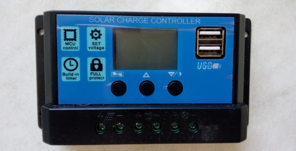 AIYIMA Solar Charge Controller 12V 24V 50A 40A 30A 20A Automatic Solar Panel Controller Universal USB 5V Charging LCD Display