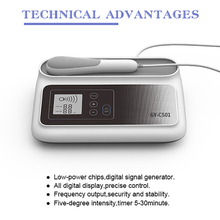 Free shipping Home Use Ultrasonic Physiotherapy Machine Physical Therapy Ultraso