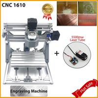 DIY CNC 1610 5500mw 2500mw 500mw Engraving Machine Wood Carving Machine Best Advanced Toys Mini Pcb