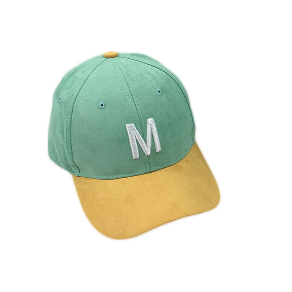 Hot Cotton Embroidery Letter M G A S W Baseball Cap Snapback Caps Fitted Bone Casquette For Men Custom Hats