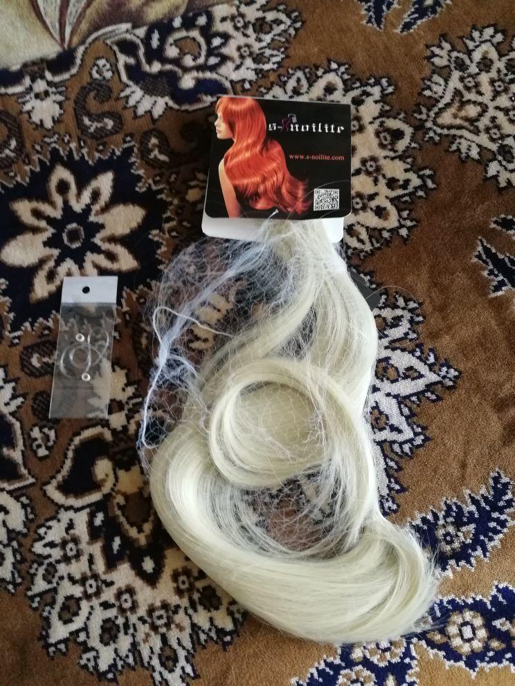 С-noilite 20 дюйм(ов) невидимый провод без клипы в наращивание волос секрет рыба линия шиньоны шелковистая прямая натуральным синтетический