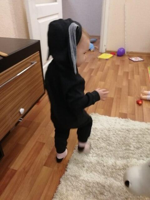 Baby Rabbit Costume photo review