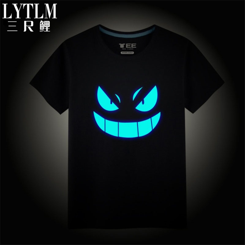 LYTLM Pikachu Shirt Clothing Girls Top Pokemon Detective Harajuku-Japanese-Anime Boys