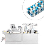 Automatic Blister Tablets/ Capsule Packing Machine Sealing Machine DPP 140