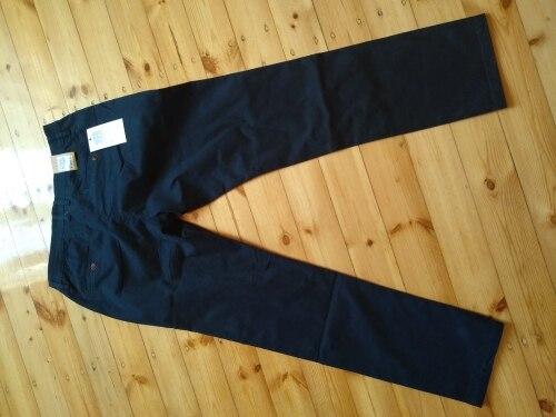 VOMINT Mens Pants High Quality Cotton Casual Pants Stretch male trousers man long Straight 4 color Plus size pant suit  42 44 46