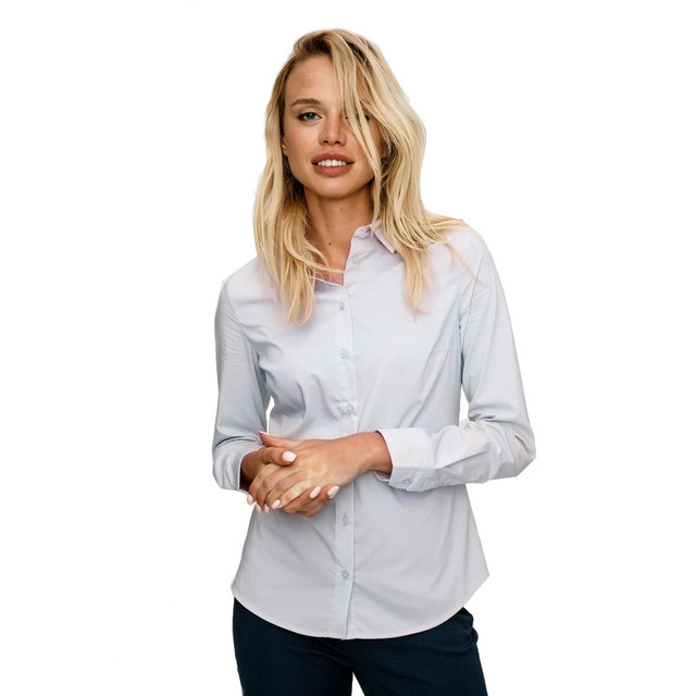 Классическая рубашка befree 1731014300-41
