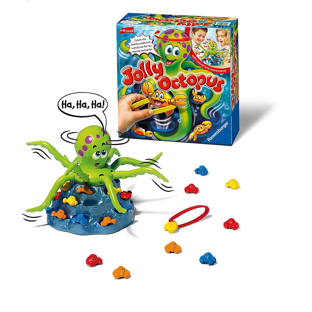 Jeux de fête RAVENSBURGER 2206777 jeu de société motricité Fine Dobble Rummikub jouets éducatifs