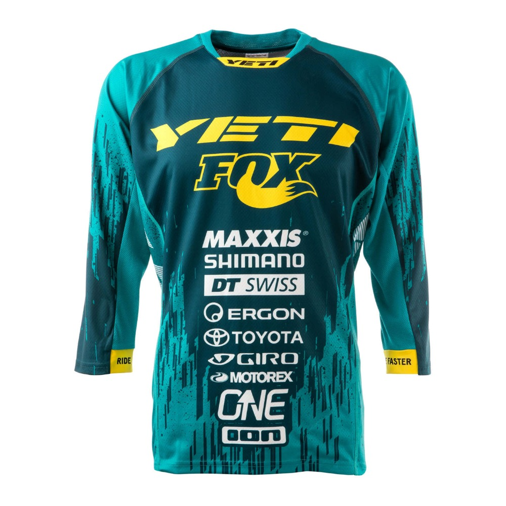 2018 Downhill Jersey Mountain Bike motocicleta Ciclismo Jersey Crssmax  camisa Ciclismo ropa hombres camiseta de MTB DH MX Jersey-in Cycling  Jerseys from ... cb84ddd804648
