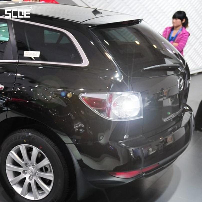 For Mazada CX-7 CX-9 Mazda 3 Mazda 5 Mazda 6 SCOE 2018 New 2X30SMD Super Bright Back Up Light Reverse Light Car Styling