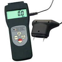 2 in 1 Multifunctional Digital Pin & Search type Scanner and Probe 0 80% Range Moisture Meter Wood Wall Glass