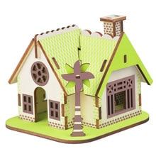 Ellie Cottage assembling 3D diy for children adults a building model of hobby construtor adulto n scale model kit loisir creatif realts hobbyboss 1 48 80344 a 7d corsair ii model kit hobby boss