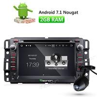 Dashcam Eonon 7 Android 7 1 Head Unit Car Radio DVD Player GPS Stereo For GMC