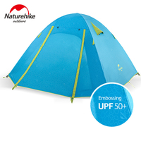 NatureHike Ultralight Tent Outdoor 2 Person Aluminum Pole High Quality Camping Tents Party Event Playing Waterproof