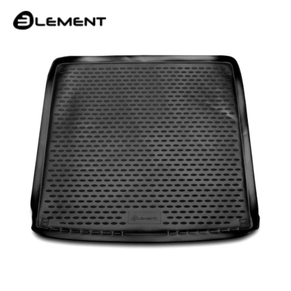 For Renault Duster 4WD 2011-2019 trunk mat Element NLC4128B13