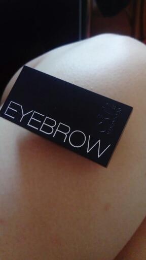 3 kolor Gorąca Sprzedaż Profesjonalne Cienie do powiek Eye Brow Makijaż Brwi Proszek + Brwi Wosk Paleta + Szczotka Makijaż maquiagem