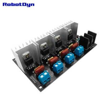 AC Light Dimmer Module, 4 Channel, 3.3V/5V logic, AC 50/60hz, 220V/110V - DISCOUNT ITEM  0% OFF All Category