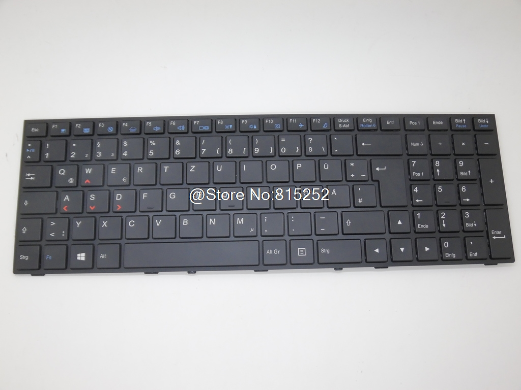 Laptop Keyboard For Gigabyte Q1458L Q1458M Q1458P Q1458V Q1580L Q1580M Q1580P Q1580V Germany GR Brazil BR Russia RU Korea KR gigabyte keyboard gigabyte osmium cherry mx brown