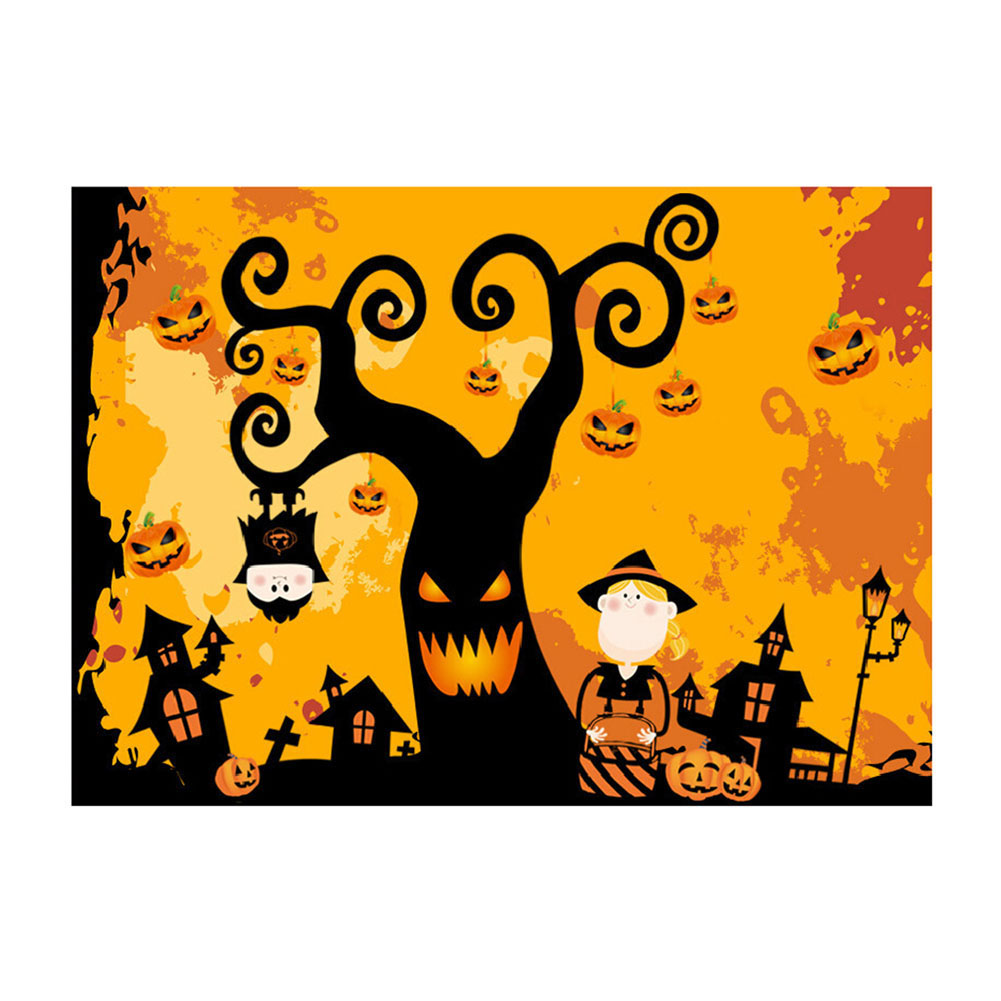 New Arrival Halloween Wall Stickers Bedroom Living Room Stickers ...